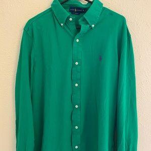 Ralph Lauren cotton Button-down